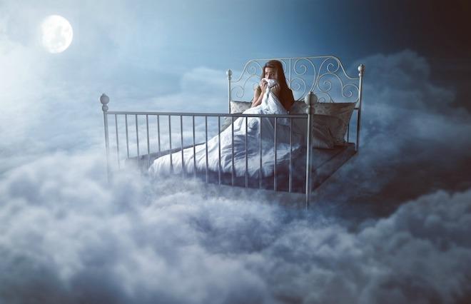 Сновидения и позы для сна