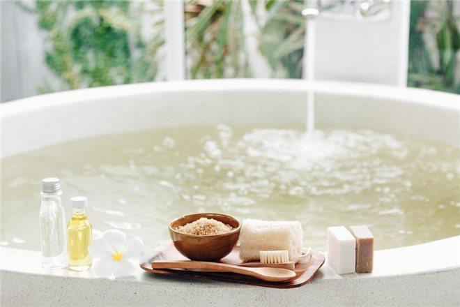 Успокоительные ванны
