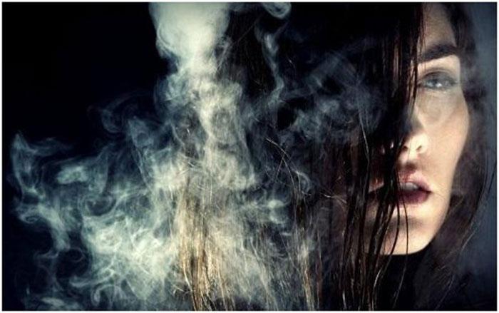 Курение замедляет обмен веществ и энергии провоцируя угнетённое состояние