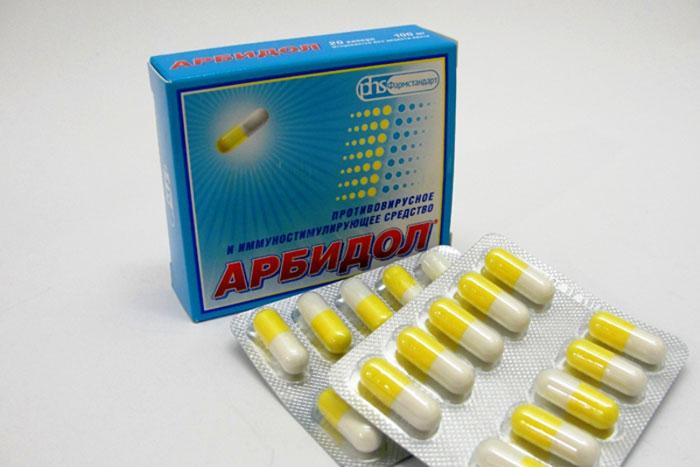 Арбидол является противовирусным препаратом и обладает иммуномодулирующим эффектом