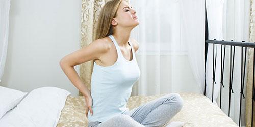 Причины появления боли в спине