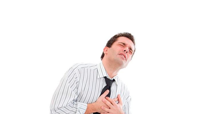 Боль в сердце при тахикардии