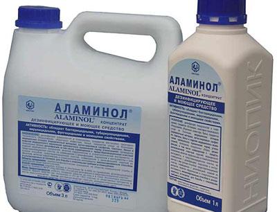 Препарат Аламинол