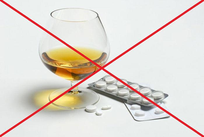 Совмещать прием Берлитиона 300 и алкоголя врачи не рекомендуют