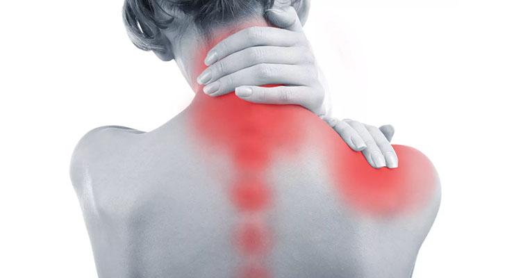 Виды болевых ощущений в шее
