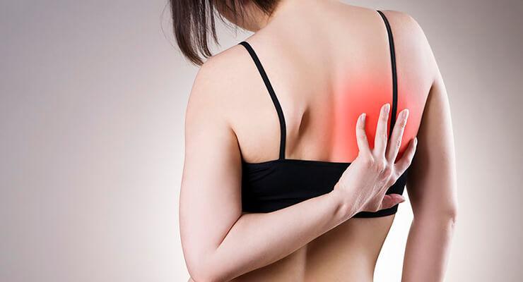 Боль под правой лопаткой постановка диагноза и лечение