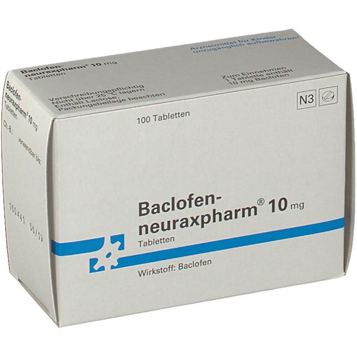 Баклофен обладает обезболивающим и миорелаксантным воздействием