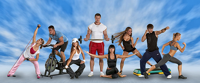Активный образ жизни и легкие тренировки помогут организму быть здоровым