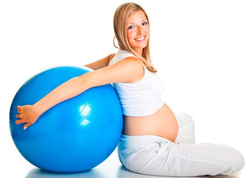 Упражнения для беременных при болях в пояснице