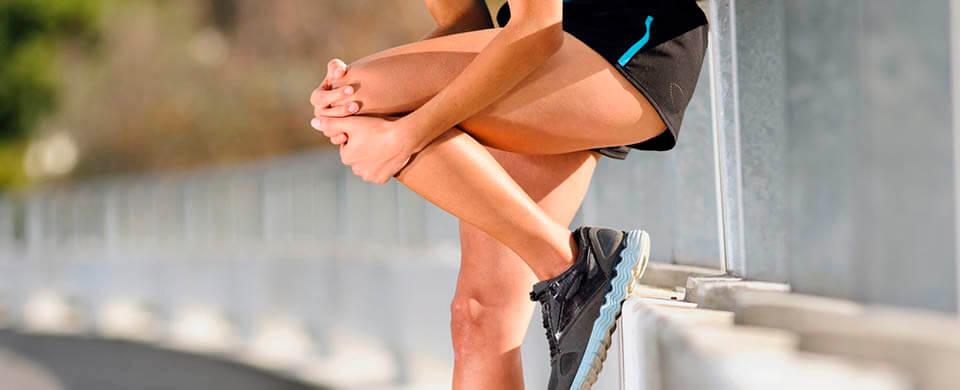 Другие виды травм колена