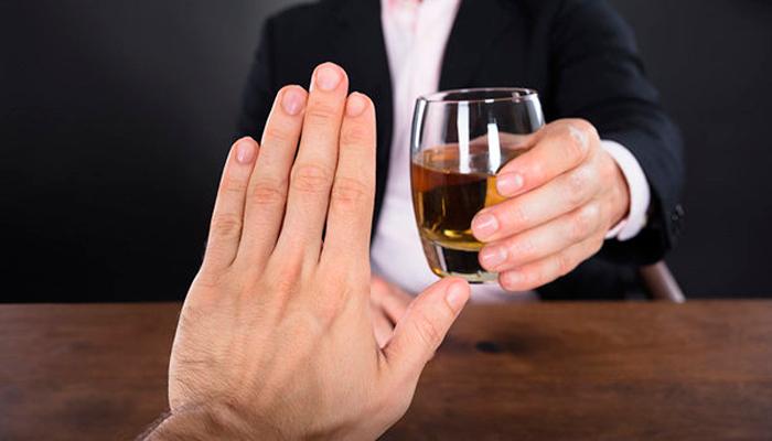 Твердое решение прекратить пить