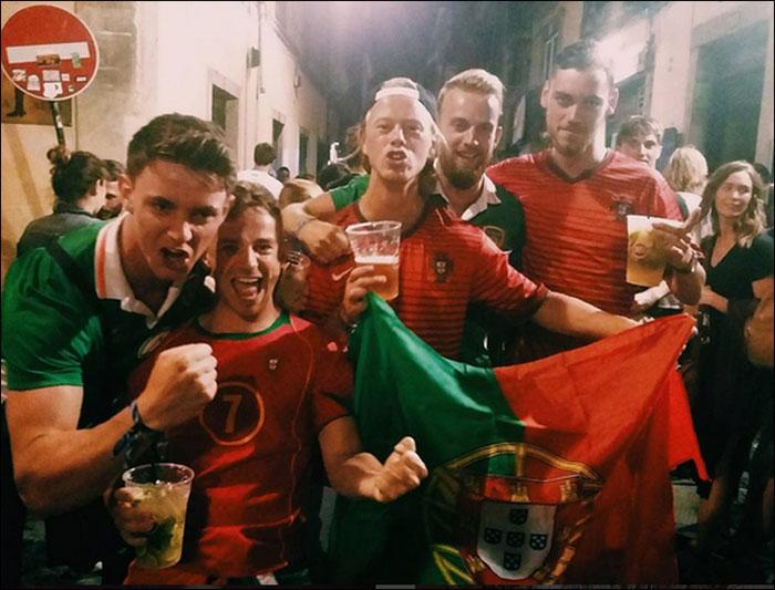 В Португалии на душу населения приходится 11,4 л. выпитого алкоголя в год