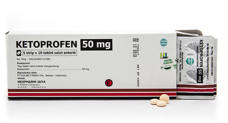 Кетопрофен инструкция по применению и противопоказания