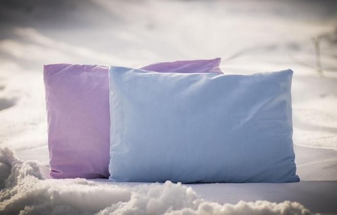 Кедровая подушка большая 50х70.Сибирское бересто
