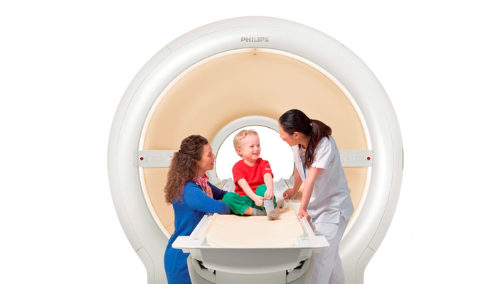 МРТ для выявления ФАС у ребенка