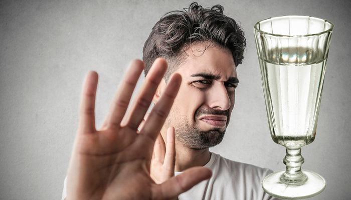 Чувство отвращения к спиртному после наложения гипнотического запрета