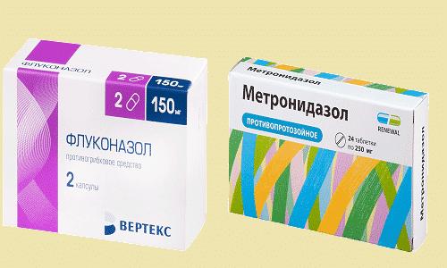 Флуконазол и Метронидазол нередко назначаются вместе для лечения грибковых заболеваний