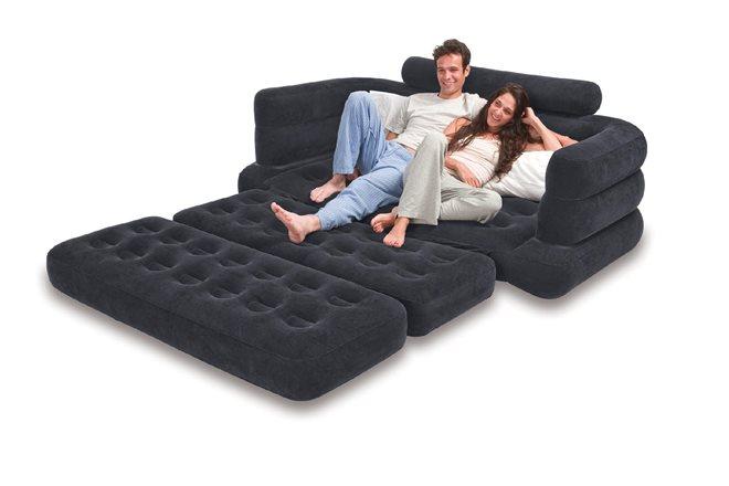 Intex 68566 pull-out sofa