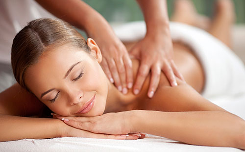Воздействие разных видов массажа на спину