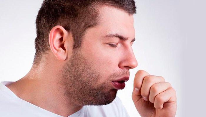 Возможный кашель при пищеварительной сенсибилизации