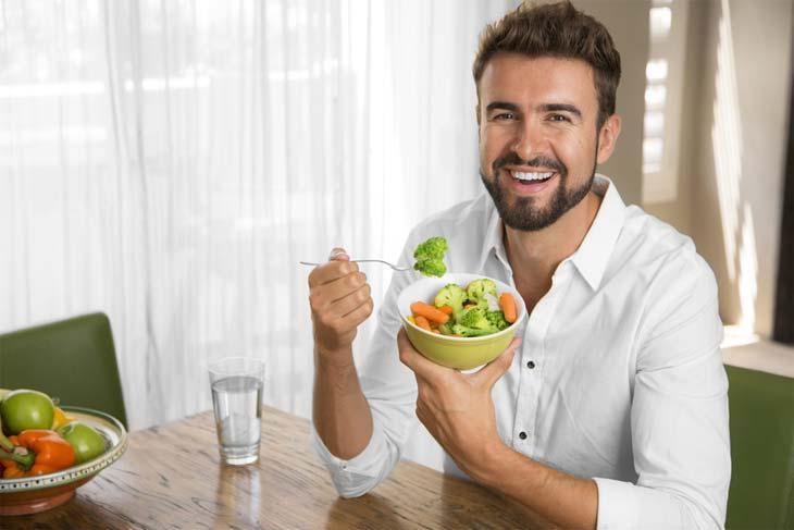 Правильное питание при хроническом простатите. Что можно, а что нет?