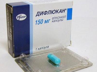 Препарат Дифлюкан