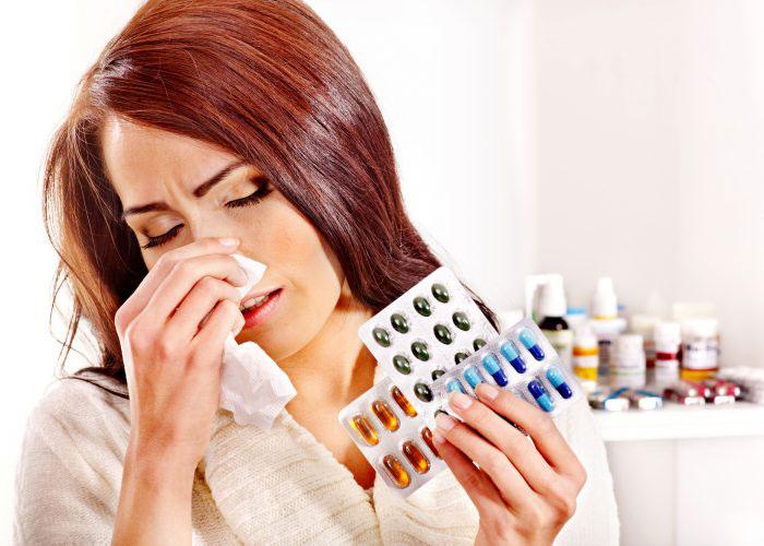Тавегил применяют при аллергических проявлениях различной этиологии