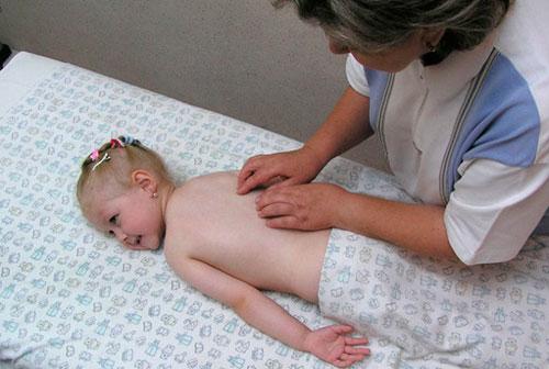 Диагностика компрессионного перелома у детей