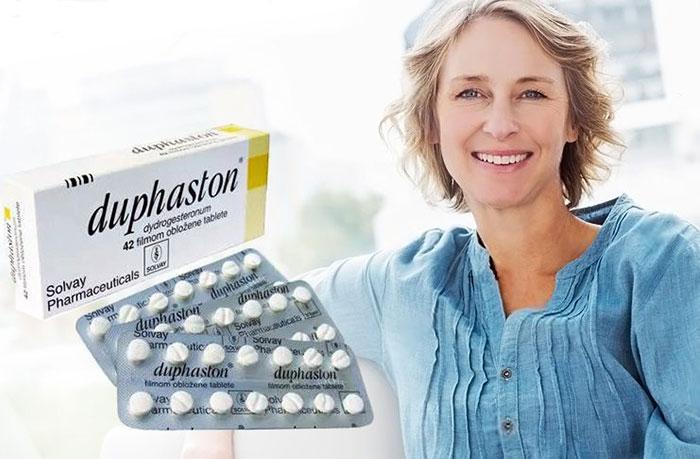 Дюфастон назначают при нарушении выработки прогестерона у женщин
