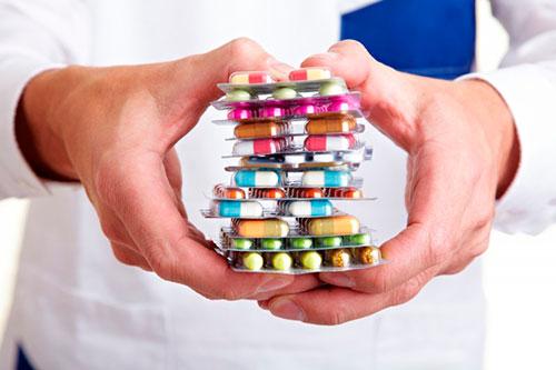 Таблетки для восстановления циркуляции крови