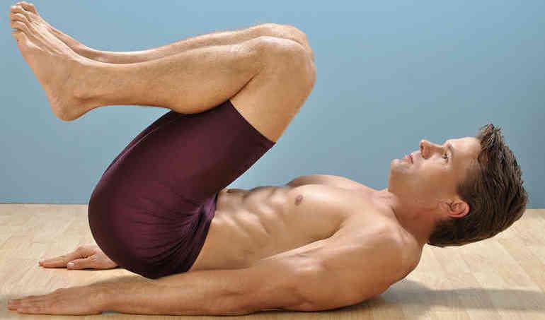 Эффективные упражнения для профилактики простатита!
