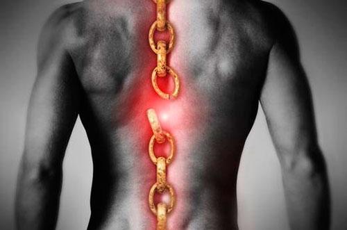 Симптомы компрессионного перелома позвоночника