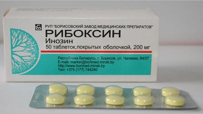 Рибоксин является метаболическим средством направленным на стимуляцию обменных процессов миокарда