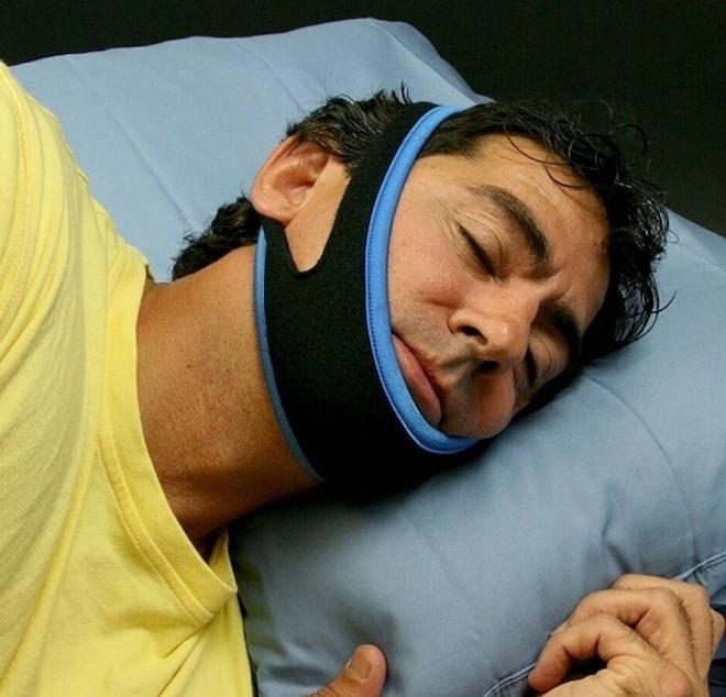 маска повязка от храпа