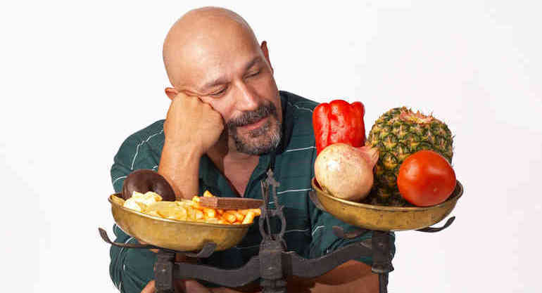 Что же можно есть при раке простаты?