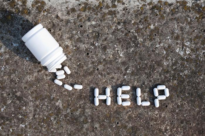 При выявлении симптомов зависимости от левацетилметадола- немедленно обратитесь за помощью