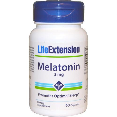 Melatonin Life Extension