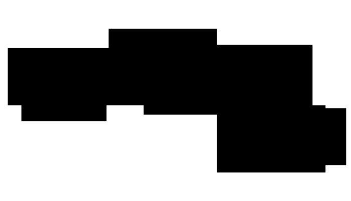Химическая формула Омепразола - действующего вещества препарата Ультоп