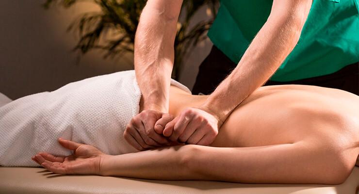 Лечебный массаж - цели и эффективность