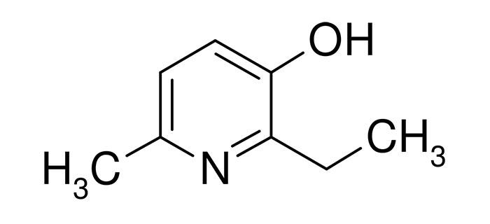 Этилметилгидроксипиридина сукцинат - действующее вещество препарата Мексидол