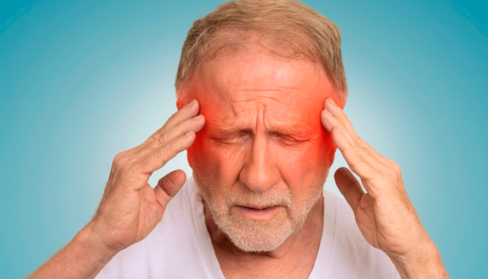 Побочный эффект после приема Вивитрола - головная боль