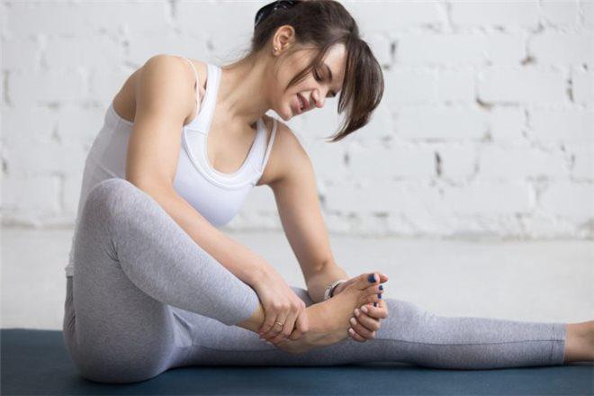 Симптомы синдрома беспокойных ног