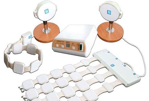 Приборы и аппараты для лечения остеохондроза