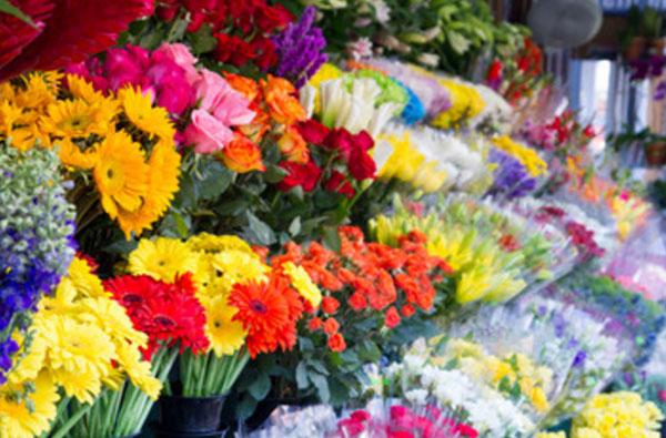 Разные букеты цветов