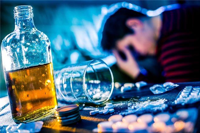 Алкоголь и барбитураты