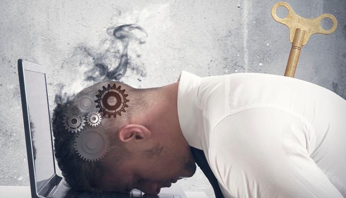 Состояние усталости, как один из признаков алкогольного срыва