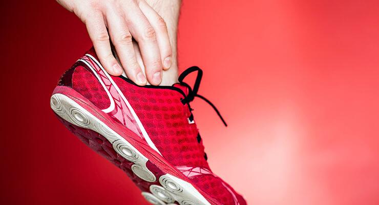 Лечение боли в пятке при ходьбе
