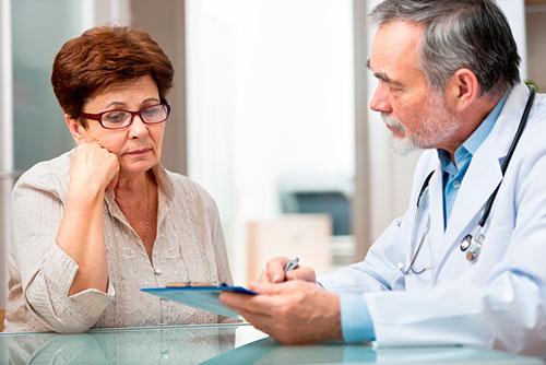 Немедленное обращение к врачу при артрозе