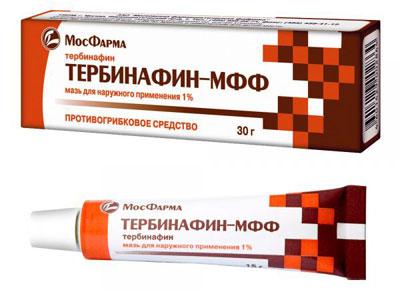 Мазь Тербинафин