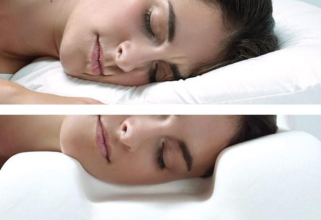 Отличие от обычных подушек Beauty Sleep